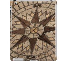 Masonry Compass iPad Case/Skin