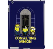 Consulting Minion iPad Case/Skin
