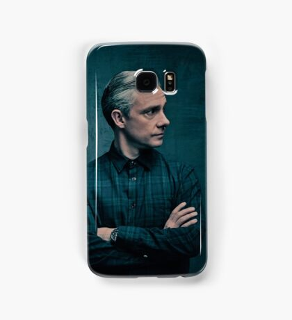John Watson - Season 4 (Samsung Case) Samsung Galaxy Case/Skin