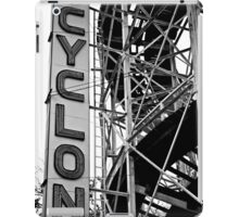 Cyclone of Coney Island iPad Case/Skin
