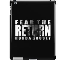 official ronda rousey iPad Case/Skin