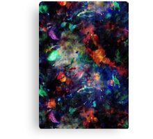 Colour Splash Canvas Print