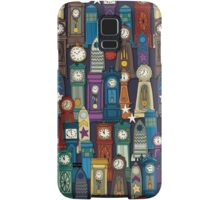 space and time Samsung Galaxy Case/Skin