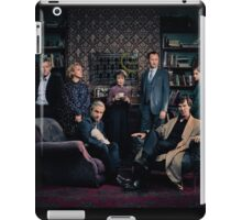 Sherlock Cast - Season 4 iPad Case/Skin
