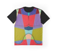 Abstract #303-2 Graphic T-Shirt