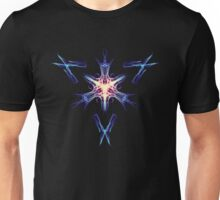 Energetic Geometry - Cybernetic Synaptic Control Theorem Unisex T-Shirt