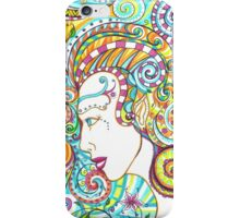 Spiraled Out of Control iPhone Case/Skin
