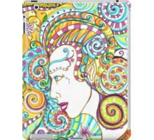 Spiraled Out of Control iPad Case/Skin