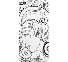Spiraling Out of Control iPhone Case/Skin