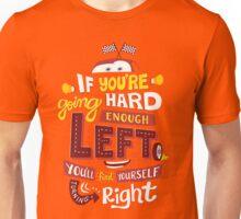 Go Hard Enough Left T-Shirt