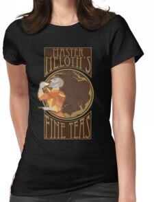 Neloth's Fine Teas Womens Fitted T-Shirt