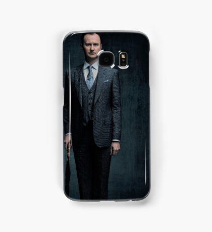 Mycroft Holmes - Season 4 (Samsung Case) Samsung Galaxy Case/Skin