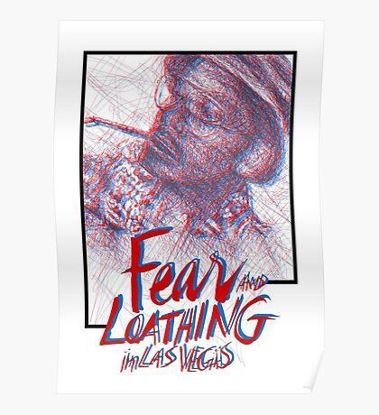 Fear & Loathing Poster