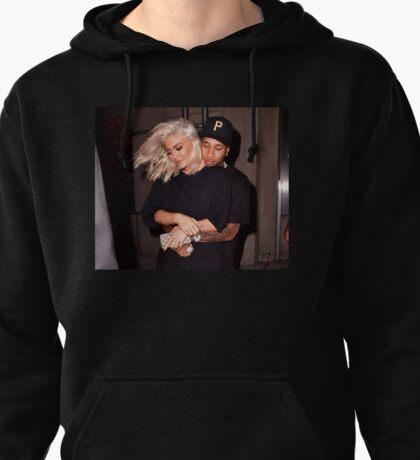 Kylie & Tyga Pullover Hoodie