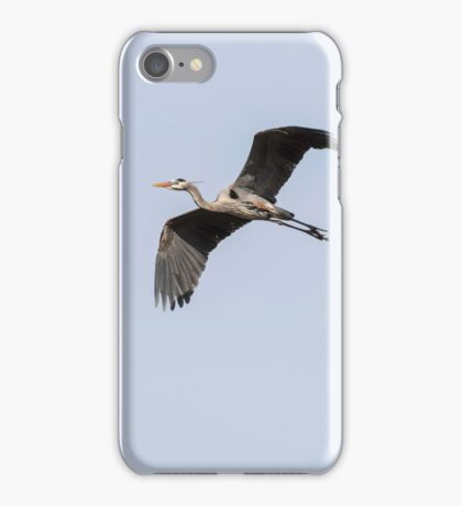 Great Blue Heron 2015-5 iPhone Case/Skin