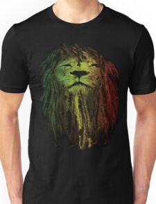 Rastafarian Lion Unisex T-Shirt