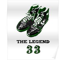 33 The Legend Poster