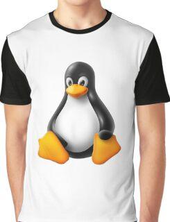 Linux Penguin – Tux Graphic T-Shirt