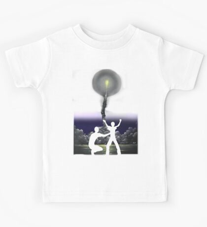 To Be A Kid Again Kids Tee
