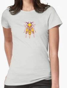 Mega Beedrill Womens Fitted T-Shirt