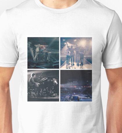 The Vamps Concert Unisex T-Shirt