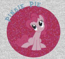 PinkiePieGlitter Kids Tee