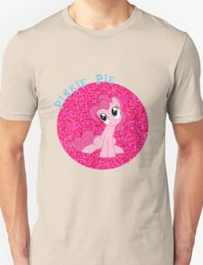 PinkiePieGlitter Unisex T-Shirt