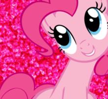 PinkiePieGlitter Sticker