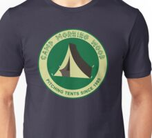 Camp Morning Wood Unisex T-Shirt