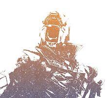 Destiny Warlock by Addemdial