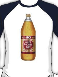 Old English 40z T-Shirt