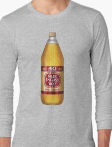 Old English 40z Long Sleeve T-Shirt