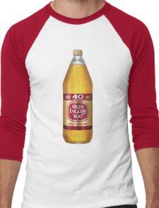 Old English 40z Men's Baseball ¾ T-Shirt