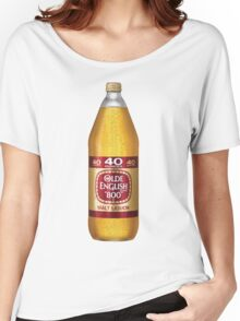 Old English 40z Women's Relaxed Fit T-Shirt