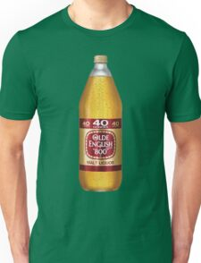 Old English 40z Unisex T-Shirt