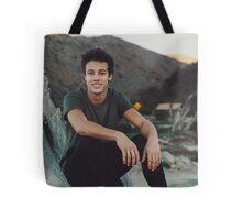 Cameron Dallas Tote Bag