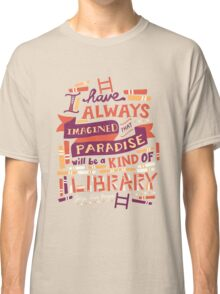 Library Classic T-Shirt