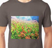 Spiked Terrain  Unisex T-Shirt
