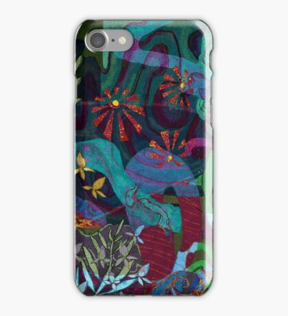 The Sea Garden  iPhone Case/Skin