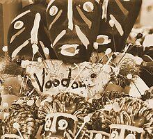 voodoo dolls by leapdaybride
