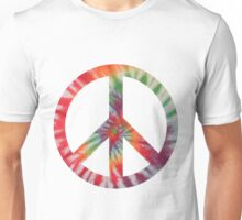 Peaceful Hippy Unisex T-Shirt