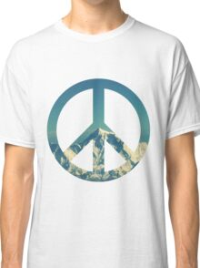 Peaceful Mountains Classic T-Shirt