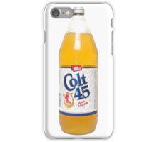 Colt 45 40oz iPhone Case/Skin