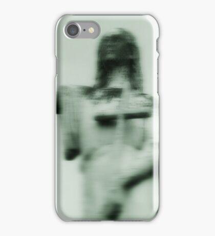 subliminal nightmare scene no. 17 iPhone Case/Skin