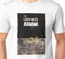 The Loch Ness Banana Unisex T-Shirt