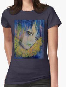 Indigo Womens Fitted T-Shirt