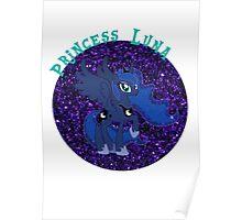 PrincessLunaGlitter Poster