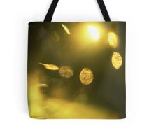 Gold bullion 999.9 abstract still life square Hasselblad medium format  c41 color film analogue photo Tote Bag