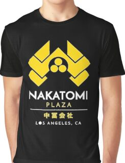 Nakatomi Plaza T-Shirt  Graphic T-Shirt