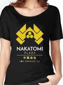 Nakatomi Plaza T-Shirt  Women's Relaxed Fit T-Shirt